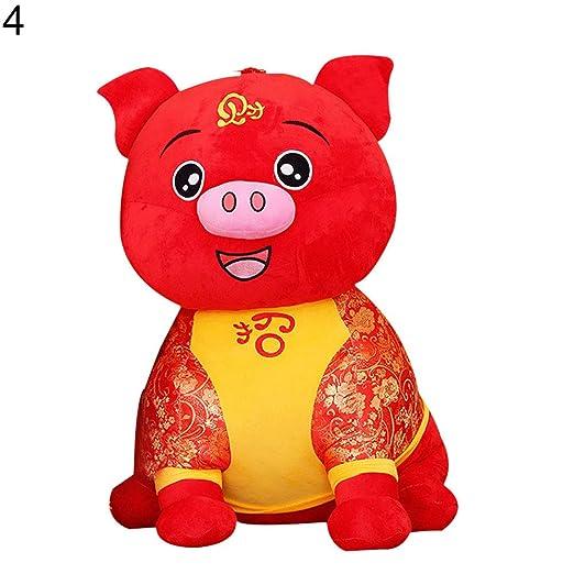 xMxDESiZ 2019 - Disfraz de Cerdito para el año China: Amazon.es: Hogar