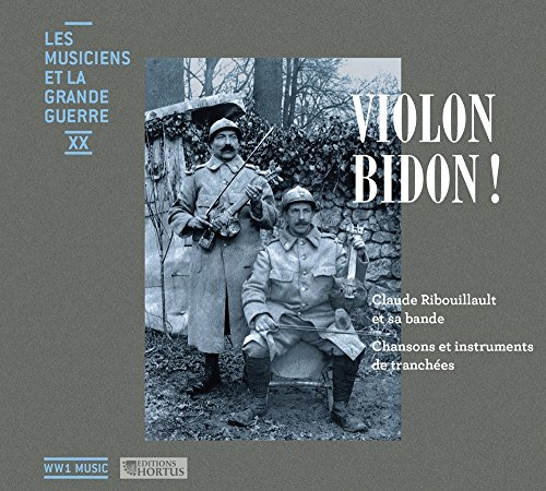 Violon Bidon! [Didier Oliver; Paul Grolier; Claude Ribouillault; Emmanuel Pariselle; Daniel Muringer; Claude Ribouillault] [Hortus: HORTUS720] ()