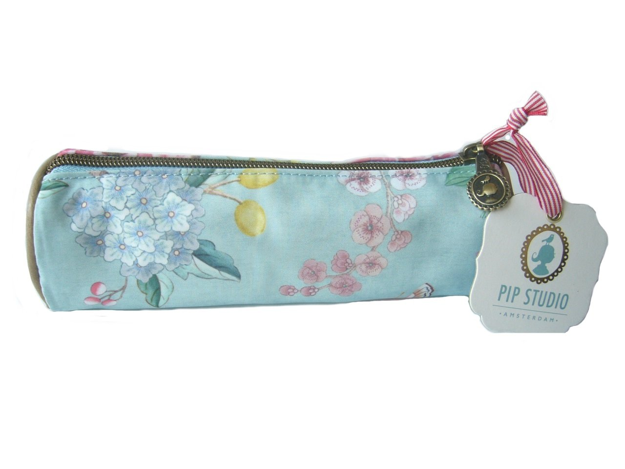 PIP STUDIO - Cosmetic Etui - Good Morning Kollektion - Blau - Satin - NEU