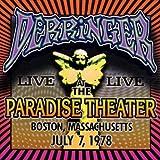 Live at Paradise Theater Boston, Ma - July 7, 1978