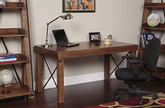 Editors' Choice: American Furniture Classics Industrial Island Desk