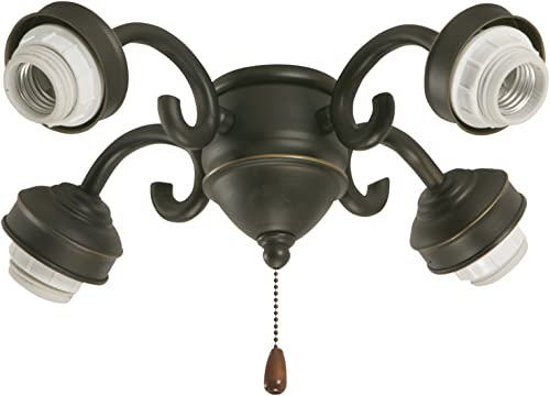 Emerson Ceiling Fans F490ORB 4-Light Transitional Fitter