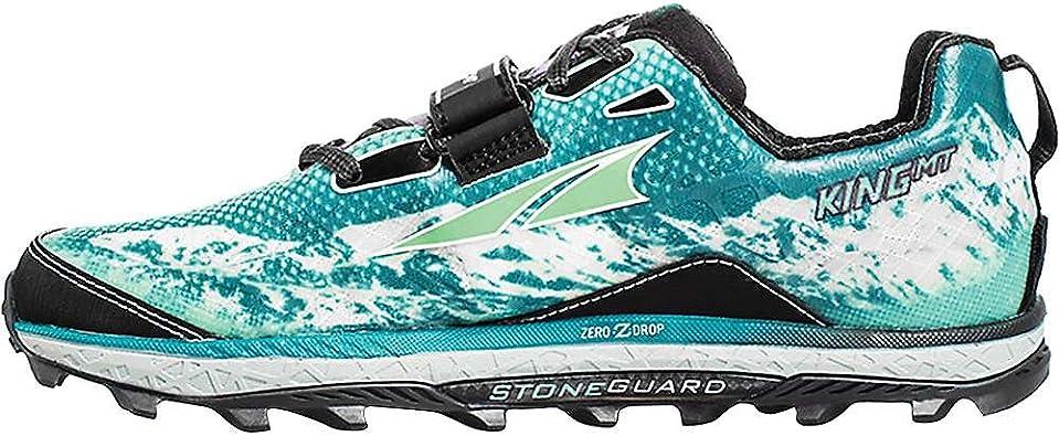 Altra REY M todoterreno Zapatillas Para Correr Gris / MAGENTA MUJER: Amazon.es: Zapatos y complementos