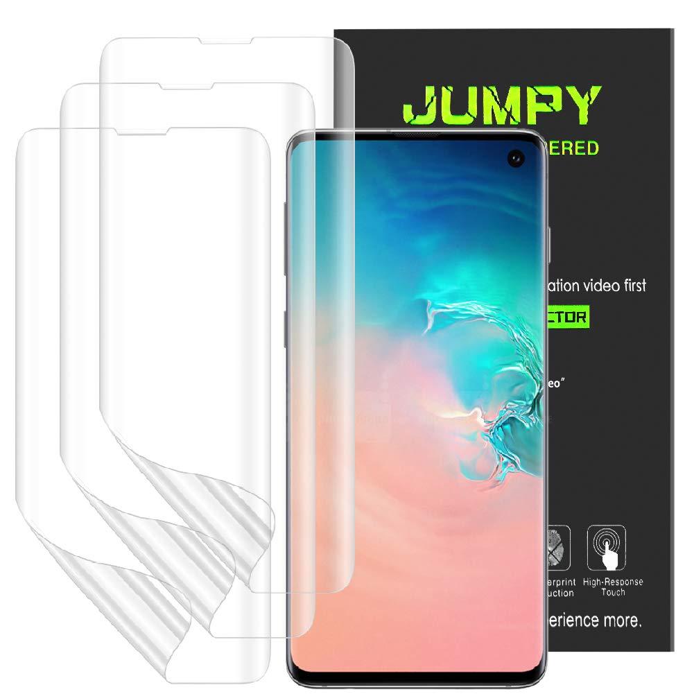 Film Para Samsung S10 [3 Un.] JUMPY