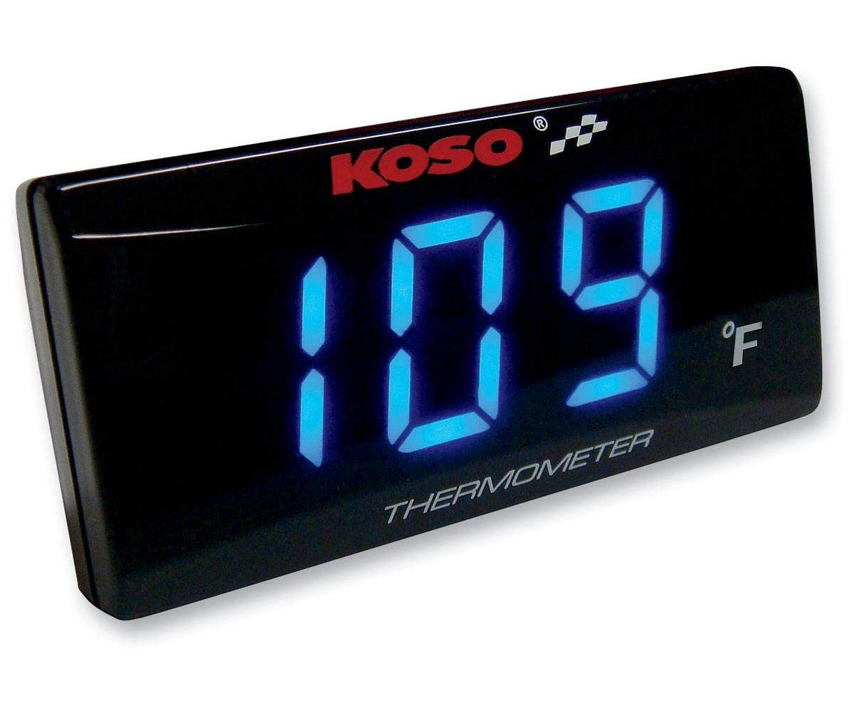 Koso BA024B11 Super Slim Style Thermometer by Koso