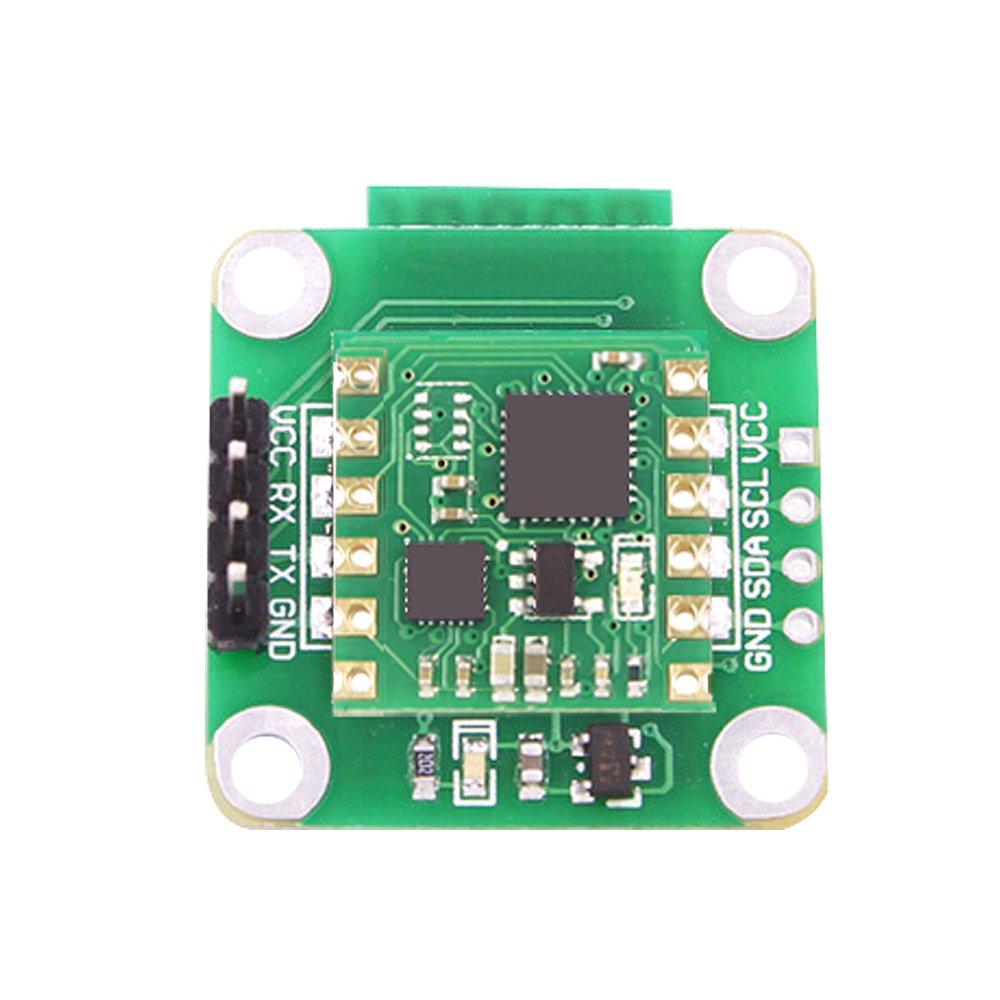 BWT901 MPU6050 Bluetooth module angle output 9-axis Accelerometer Gyroscope Serial port TTL IIC Four-rotor