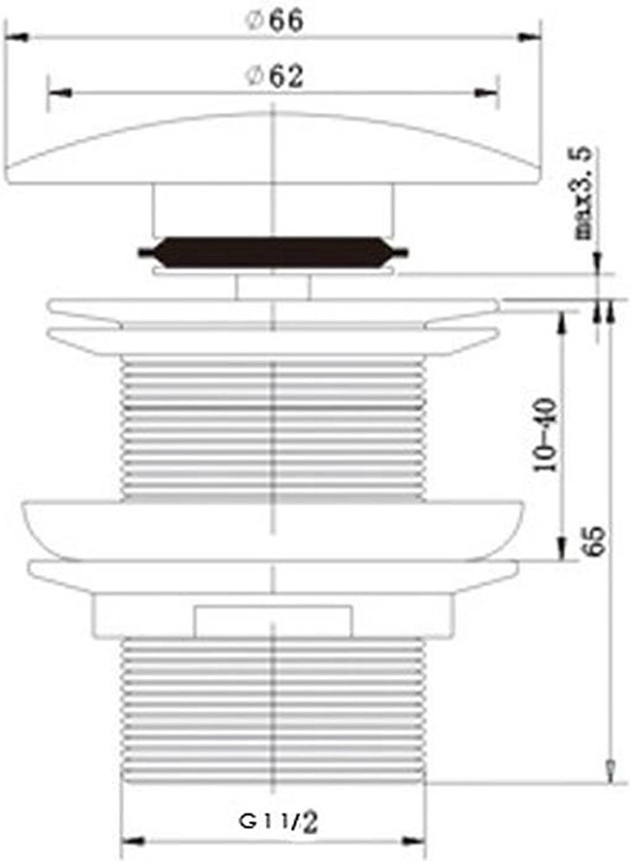 ENKI grifo mezclador para pared con mandos en cruz tap/ón liso ETON