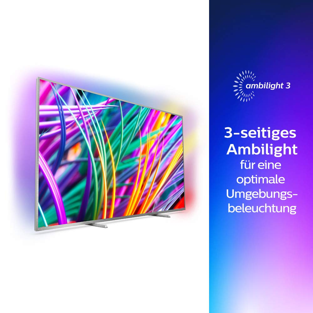 TV PHILIPS 75 75PUS8303 SUHD NANOCELL P5 AMBILIGHT ANDROID