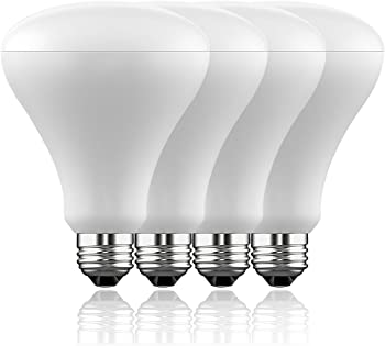 4-Pack Sunthin BR30 Energy Star & UL Standard Dimmable LED Bulb