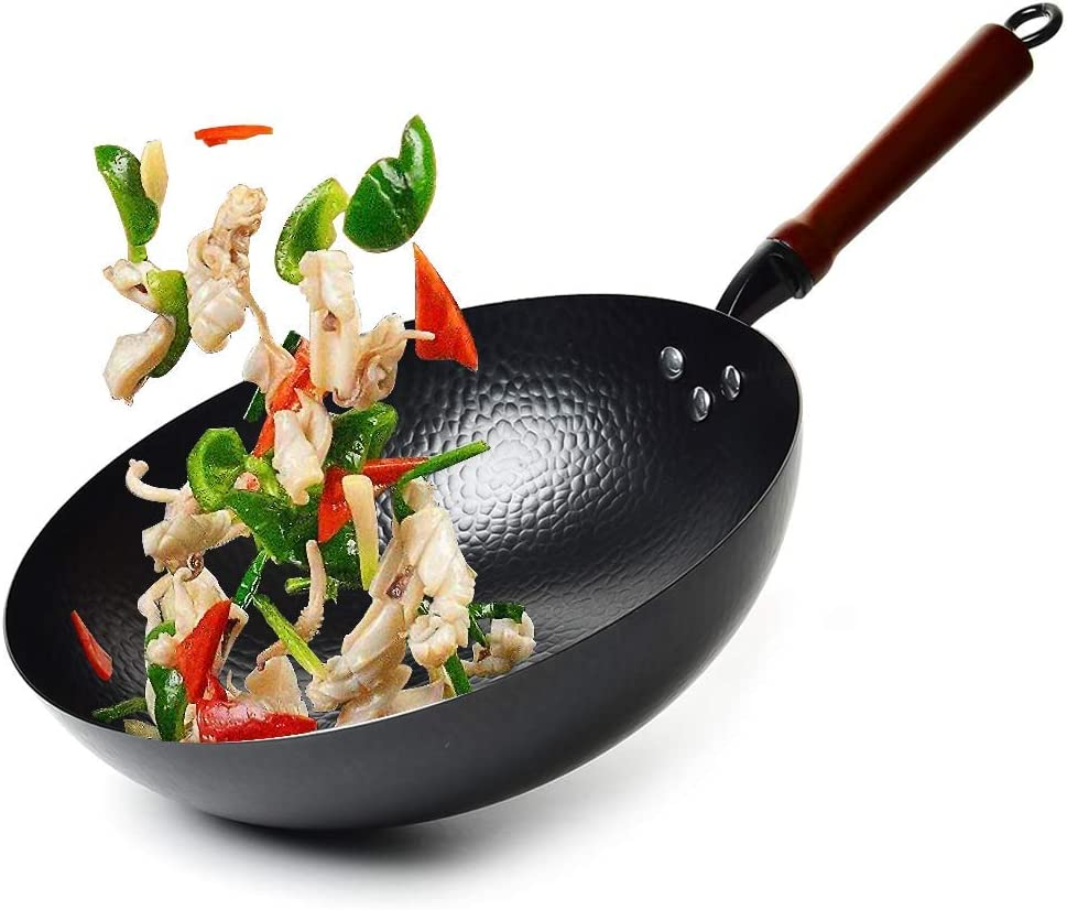 Amazon Promo Code for Cooking Wok Pan
