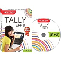 Learn Tally ERP 9 (HINDI)(Inception Success Series - CD)