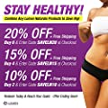 """Forskolin 500mg 2X Strength 20% Standardized - Get the """"Insta Belly Melt"""" - 100% Natural Coleus Forskohlii Extract - Clinically Proven Supplement to Rapidly Burn Visceral Fat Leaving Lean Muscle Behind - Forskolin for Weight Loss Melts Fat & Supercharges"""