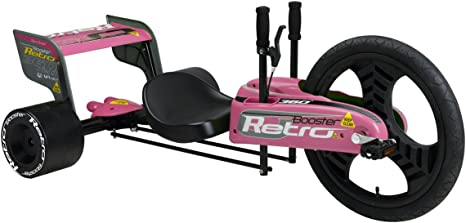 Retro Booster Spinning Go-Cart - Pink: Amazon.es: Deportes y aire ...