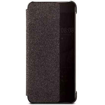 best service 7d7d1 f0311 Original Official Huawei P10 Smart View Flip Cover Case: Amazon.in ...