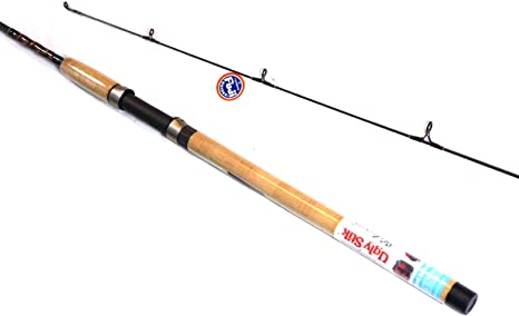 Shakespeare 1587 – 240 Ugly Stik Custom Graphite M Spin, 240 cm ...