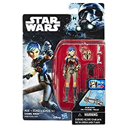 Star Wars Rebels Sabine Wren Figure