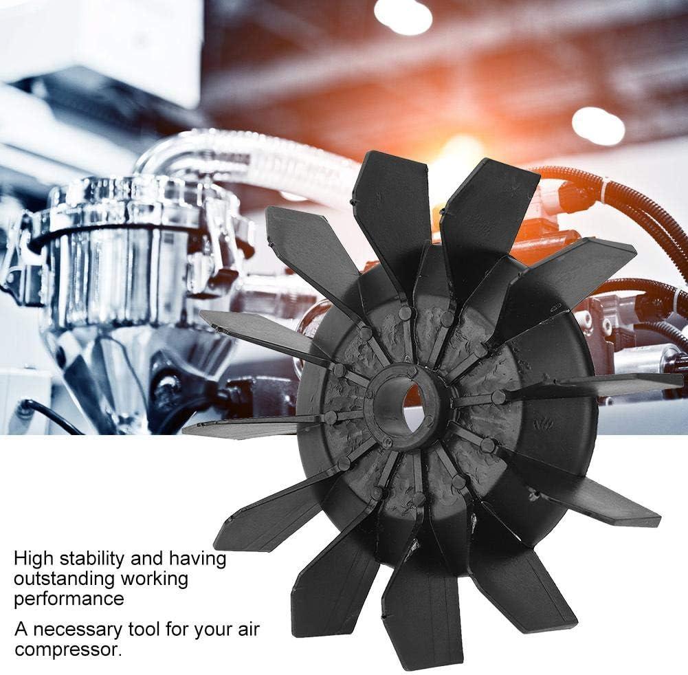 OKBY Ventilador de plástico de ingeniería - Accesorio de reemplazo del Ventilador del compresor de Aire V Tipo 5P Aspa del Ventilador Aspa de plástico de Alta Resistencia: Amazon.es: Hogar