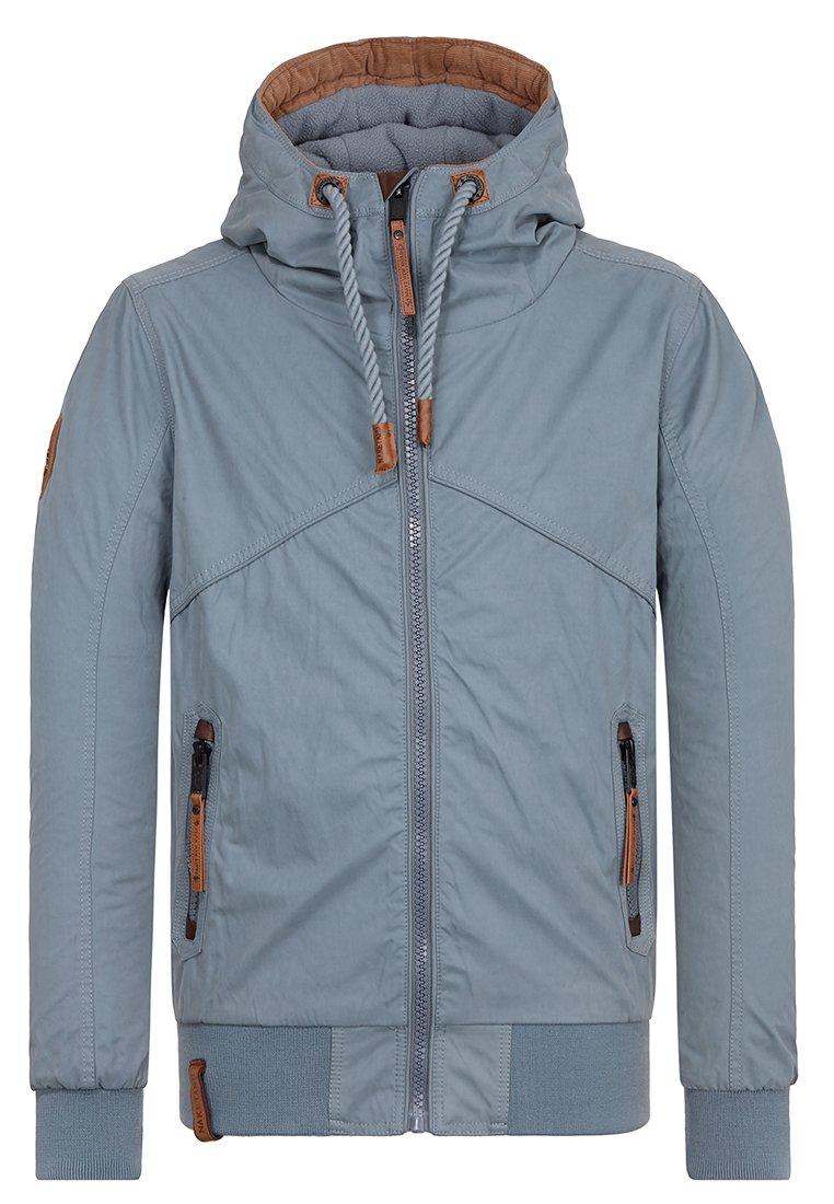 Naketano Men's Jacket Don Diva Bluegrey, XL