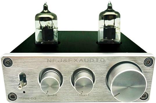 6J1 Vacumn Tube Mini RIAA Preamplificador de Tocadiscos y Tubo ...