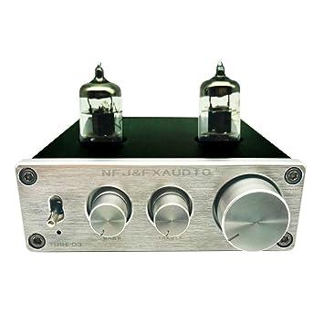 6J1 Vacumn Tube Mini RIAA Preamplificador de Tocadiscos y ...