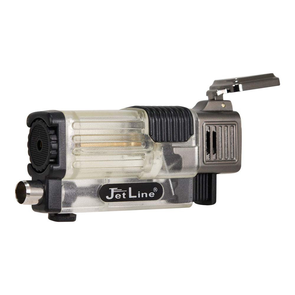 Amazon.com: JetLine Gotham Lite Quad Torch Flame Cigar Lighter Warranty Clear: Health & Personal Care