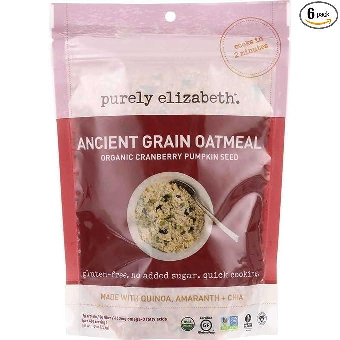 Purely Elizabeth Oatmeal – Orgánico – Ancient grano ...