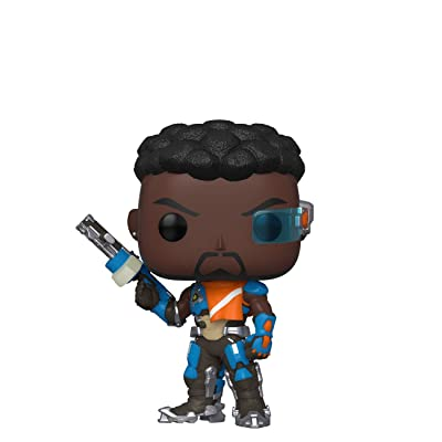 Funko Pop! Games: Overwatch - Baptiste: Toys & Games