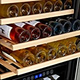 Kalamera 157 Bottle Freestanding Wine