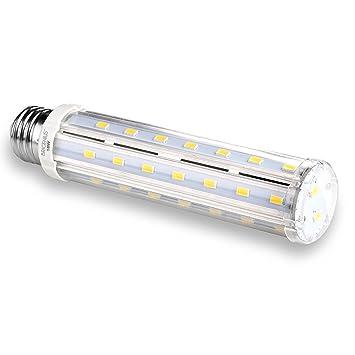 E27 15W Mazorca Bombillas LED de Bajo Consumo - LED Luz de Maiz Lampara Equivalentes a 120W, Bulbos LED para el Hogar, Baño, Cocina, Cuarto ...