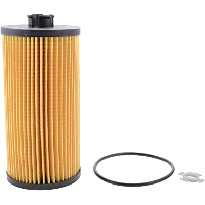 Luber-finer LP2020 Heavy Duty Oil Filter: Automotive