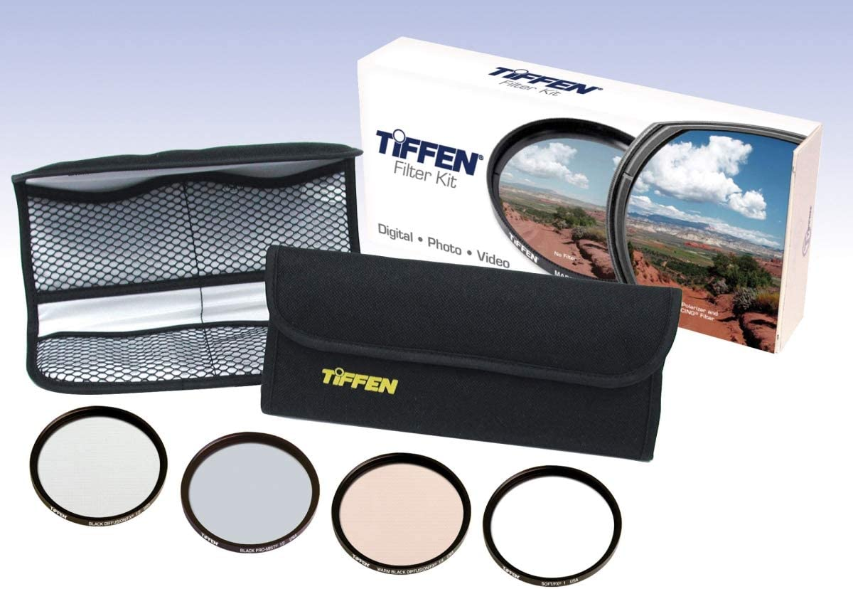 Tiffen 58DVFLK 58mm Film Look DV Kit