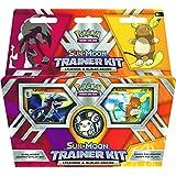 Pokemon TCG Sun & Moon Trainer Kit-Lycanroc & Alolan Raichu, Card Games