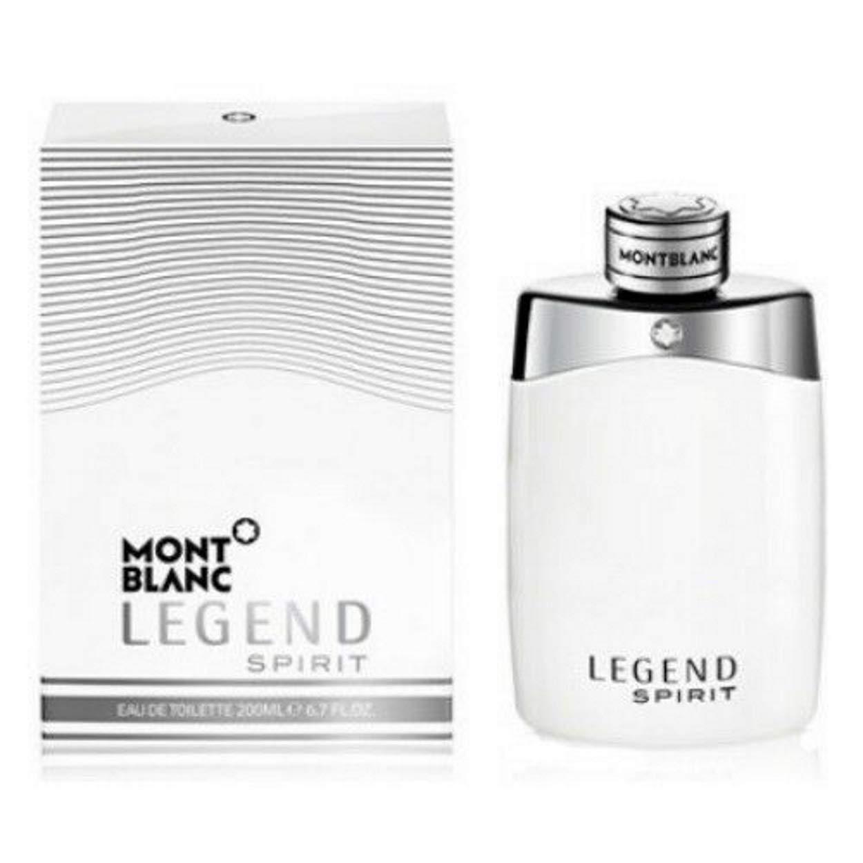 Mont Blanc Legend Spirit EDT Cologne for Men 6.7 OZ.