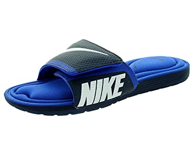 Nike Men's Solarsoft Comfort Slide Sandal, Midnight Navy