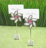 96 ''Love Blooms'' Flower Place Card Holders