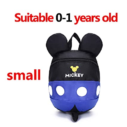Jewh Children Cartoon School Backpack Baby Walking Wings Safety Harness Backpack Bag Strap Harnesses Boys Girls