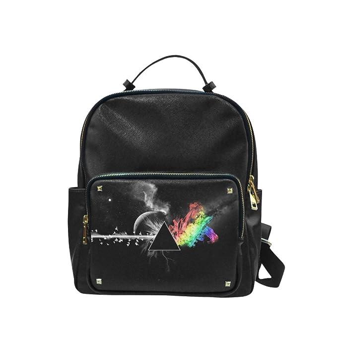 Dark Sides of the Moon Pink Floyd Leisure Backpack bag(Mochilas) School bag(