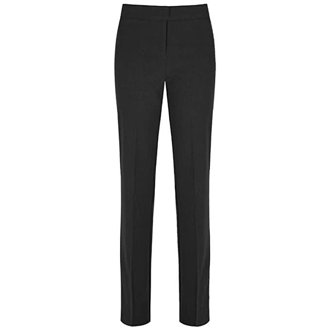 3-12 Years Girls Slim Fit Trousers Girls' Pants (sizes 4 & Up)