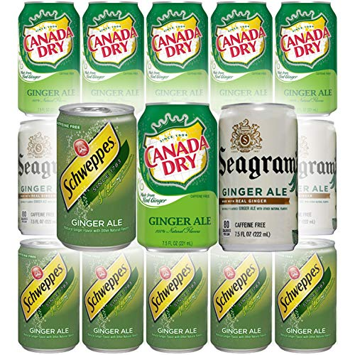 Canada Dry Ginger Ale, Seagram