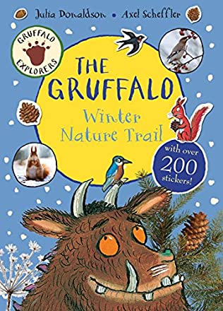 book cover of The Gruffalo Winter Nature Trail