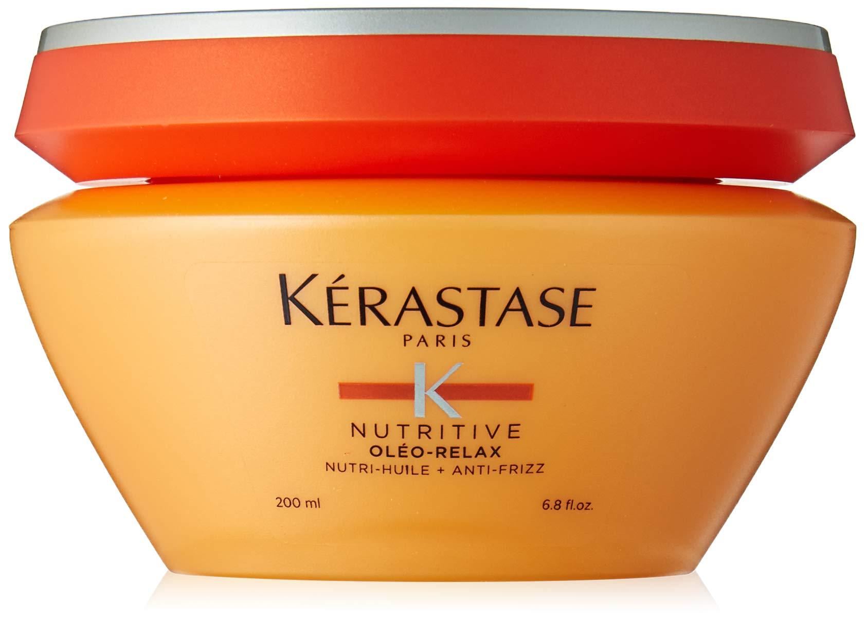Kerastase Nutritive Oleo-Relax Anti-Frizz Masque, 6.8 Ounce