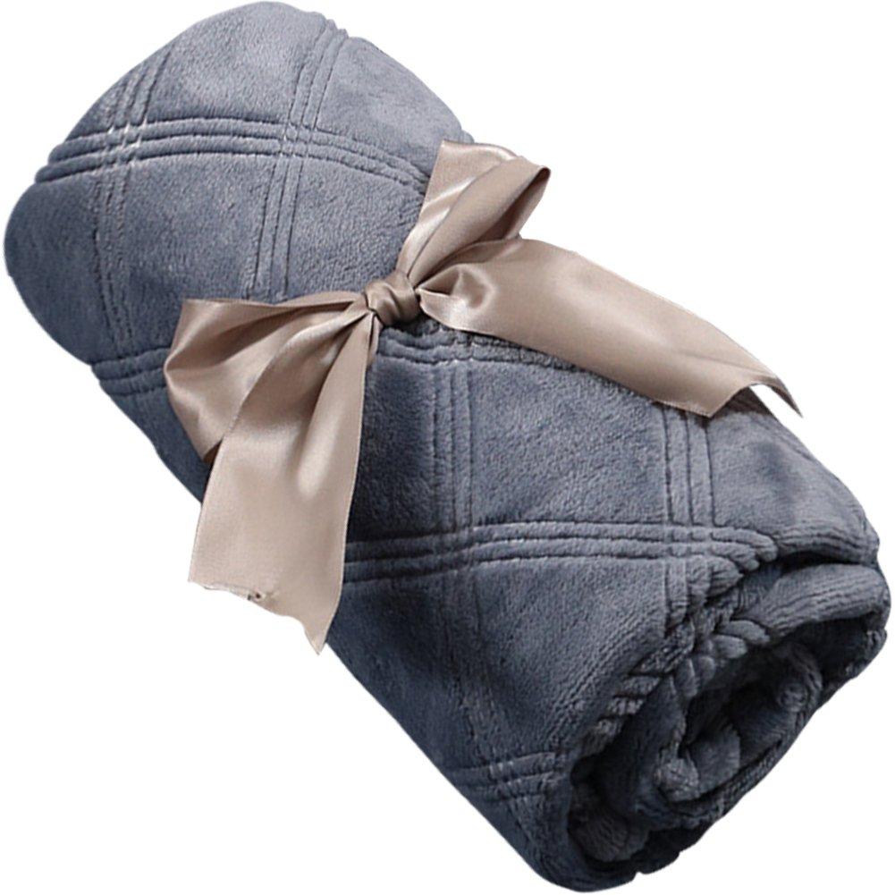 2  Dark bluee L 43.347.2\ 2  Dark bluee L 43.347.2\ Creation Core Large 43.3x47.2  Super Soft Flannel Fleece Pet Throw Blanket for Dog Cat Puppy Kitten Warm Bed Mat for Car Cage Kennel, Dark bluee