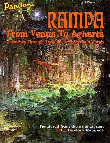Rampa: From Venus To Agharta