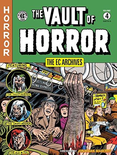 30-35: The EC Archives: Vault of Horror Volume 4