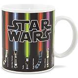 Fancyus Star Wars Lightsaber Heat Change Mug