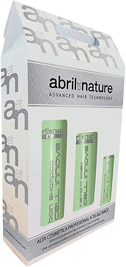 Pack Regalo Cell Innove by abril et nature - VEGANO: Amazon.es: Belleza