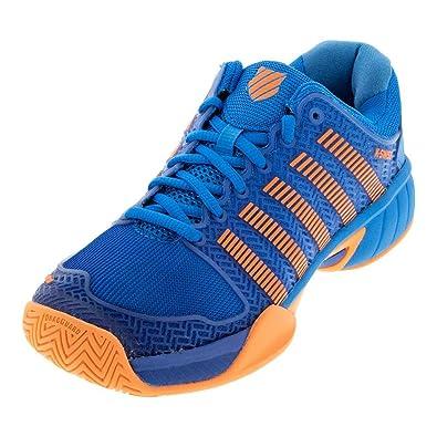 cheaper 364f4 b0ac4 K-Swiss Hypercourt Express Junior Tennis Shoe (1)