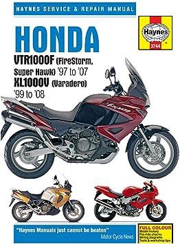 Starter Kit for Honda Motorcycle VTR1000F Super Hawk 98-05