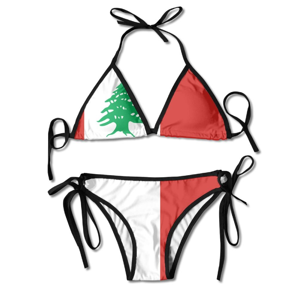ZPEN Bikinis - Bañador de Fiesta Comunista libanés Sexy para Playa ...
