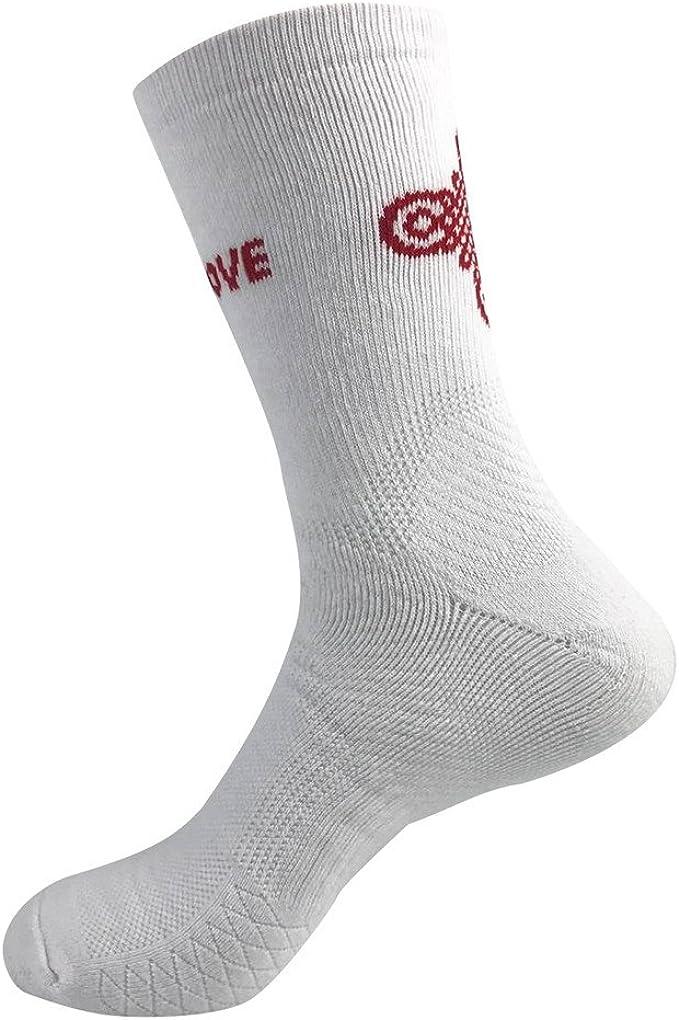 Dunland Calcetines Baloncesto calcetines algodón rápido secado 3 ...